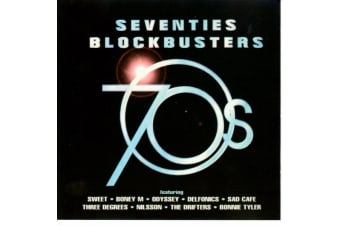 Various – Seventies Blockbusters PRE-OWNED CD: DISC EXCELLENT