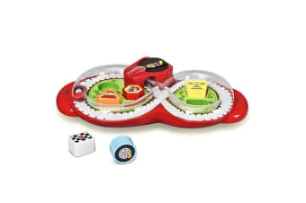 BB Junior Ferrari Infinity Race Track Set Baby Educational Shapes/Toys 12-36m