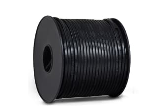 4MM Electrical Cable Electric Twin Core Extension Wire 100M Car 450V 2 Sheath