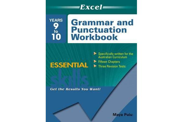 Grammar and Punctuation Workbook Years 9-10