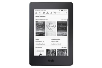 "Kindle eReader Touch 8th Gen. 6"" WiFi  with Audiable - Black (Special Offer Edition)"