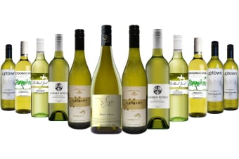 Best Of Tasting White Wines Mixed - 12 Bottles