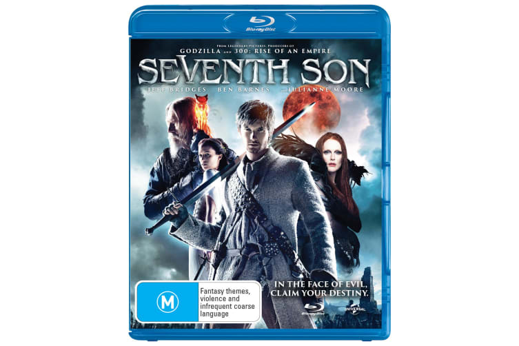 Seventh Son Blu-ray Region B