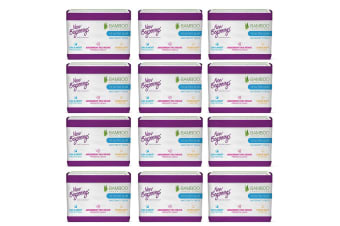 144PC New Beginning Bamboo Ultra Slim Absorbent Maternity Day/Night Sanitary Pad