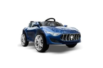 Kids Ride on Sports Car (Blue)