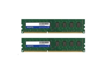 Adata 2 8GB Dual Retail Kit DDR3 1600 DIMM Lifetime wty