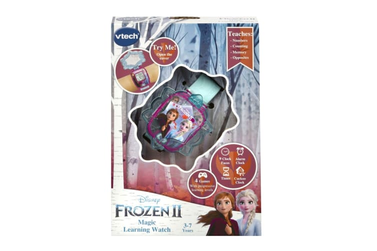 Vtech Frozen 2 Learning Watch with Anna & Elsa