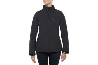 Vigilante TooIntenese Softshell Jacket - Phantom Black - 10