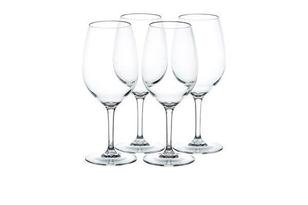 Kitchen Warehouse Unbreakable Red Wine Glass 610ml Set of 4