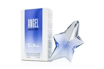 Thierry Mugler (Mugler) Angel Aqua Chic Light Eau De Toilette Spray (Limited Edition) 50ml/1.7oz