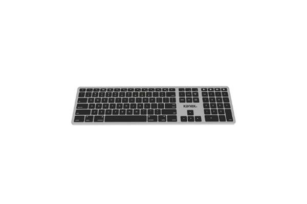 Kanex MultiSync Wireless Keyboard for Mac & iOS Wireless Bluetooth