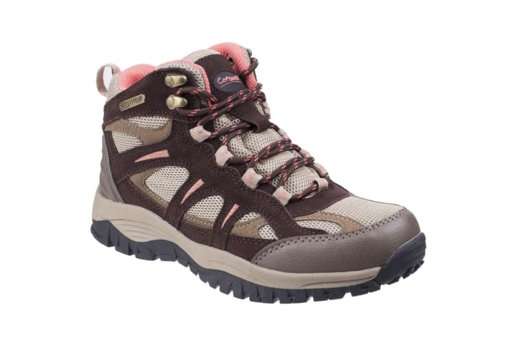 Cotswold Womens/Ladies Stowell Hiking Boot (Brown) (6 UK)