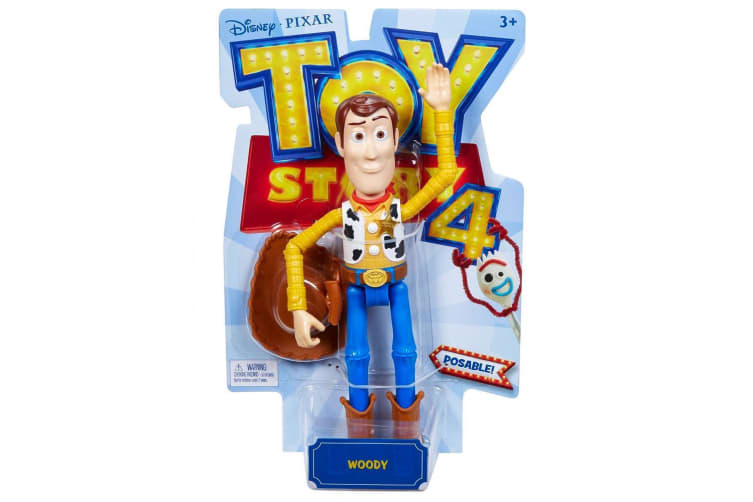 Toy Story 4 Woody Basic Figure