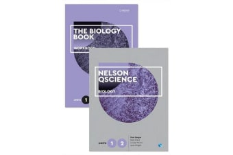 Nelson QScience Biology Student Pack Units 1 & 2