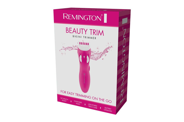Remington Beauty Trim Bikini Trimmer - Fuschia (BKT1004FAU)