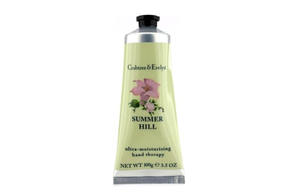 Crabtree & Evelyn Summer Hill Ultra-Moisturising Hand Therapy (100g/3.5oz)