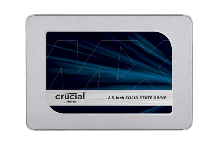 Crucial MX500 250GB SATA 2.5-inch 7mm (with 9.5mm adapter) Internal SSD (CT250MX500SSD1)