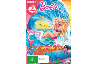 Barbie in a Mermaid Tale DVD Region 4