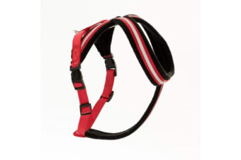 The Company Of Animals Comfy Harness (Red)
