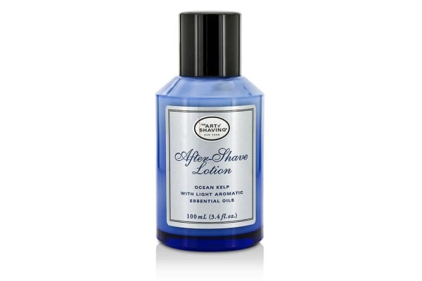 The Art Of Shaving After Shave Lotion Alcohol Free - Ocean Kelp (Unboxed) (100ml/3.4oz)
