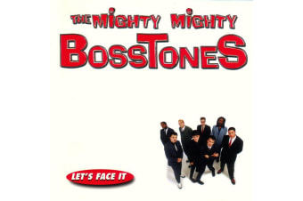 The Mighty Mighty BossToneS – Let's Face It BRAND NEW SEALED MUSIC ALBUM CD