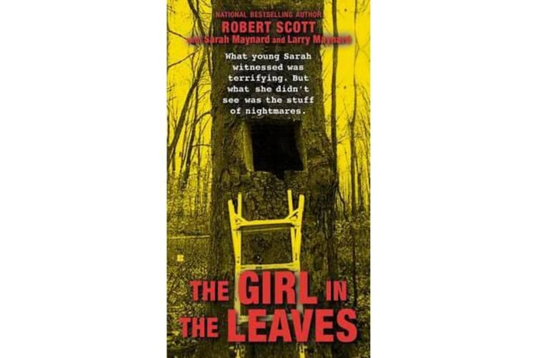 The Girl in the Leaves