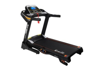Electric Treadmill Auto Incline Home Gym Exercise Machine Fitness 48cm