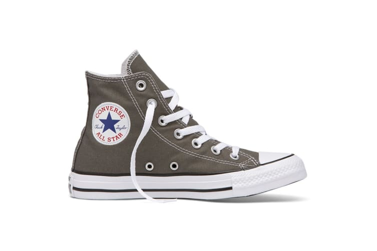 Converse Chuck Taylor All Star Hi (Charcoal, US Mens 8.5 / US Womens 10.5)