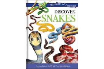 Wonders of Learning: Discover Snakes - Reference Omnibus