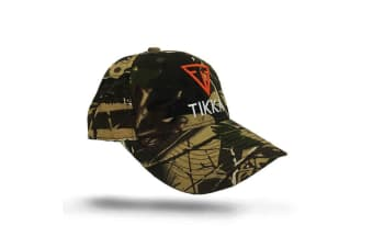 TIKKA Cotton Camo Hunting Cap