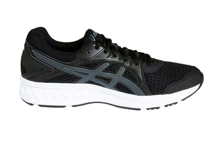 ASICS Men's JOLT 2 Running Shoes (Black/Steel Grey, Size 8.5)
