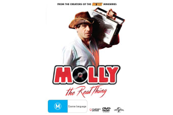 Molly The Real Thing DVD Region 4