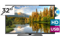 """Kogan 32"""" LED TV (HD) With DVD Combo Quick Start Guide"""