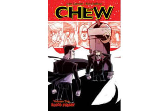 Chew Volume 10 - Blood Puddin'