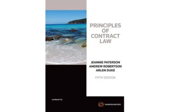 Principles of Contract Law