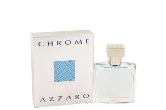 Azzaro Chrome Eau De Toilette Spray 30ml/1oz