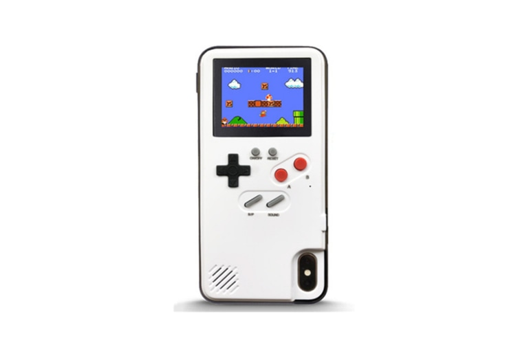 Mobile Phone Case of Color Screen Game Console  iphone6 7 8