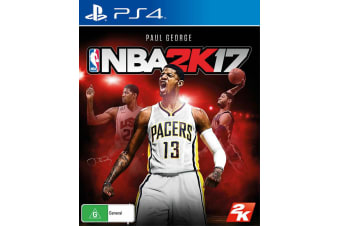 NBA 2K17 PS4 PlayStation 4 Game - Disc Like New