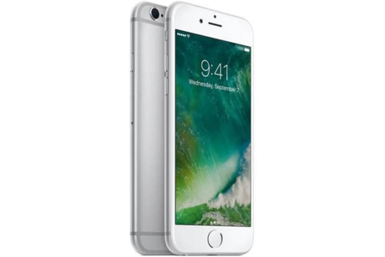 Apple iPhone 6 64GB Phone Silver (AU STOCK, Refurbished - FAIR GRADE)