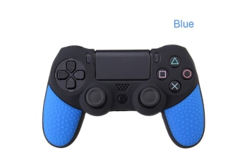 Select Mall Silicon Cover Case Protection Skin for Playstation 4 PS4 for Dualshock 4 Game Controller-Blue