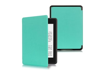 """Amazon All-New Kindle 10th Generation 2019 6"""" Flip Smart Leather Case Cover AU-MintGreen"""