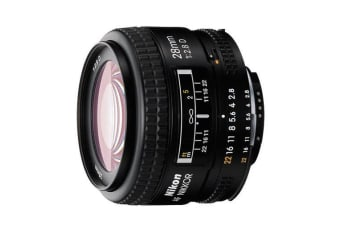 New Nikon AF Nikkor 28mm f/2.8D Lens F2.8D f2.8 28 D90 (FREE DELIVERY + 1 YEAR AU WARRANTY)