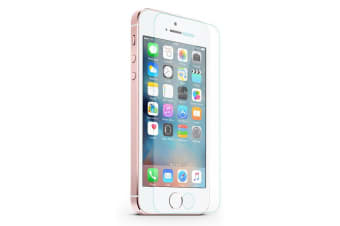 Cleanskin Tempered Glass Screen Guard for Apple iPhone SE / 5S / 5