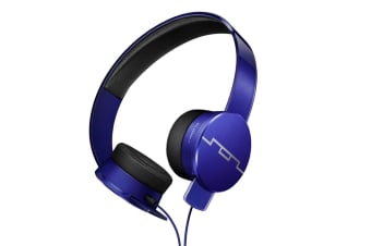 Sol Republic Tracks HD2 On-Ear Headphones (Blue)