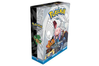 Pokemon Black and White Box Set 3 - Includes Volumes 15-20