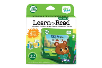 LeapFrog LeapStart Learn to Read Boxset 2