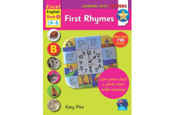 Excel English Book 6 - First Rhymes