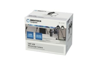 Digitech 5MP USB 2.0 Digital Microscope with Professional Stand