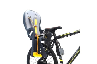 CyclingDeal Rear Bicycle Carrier Baby Seat with Handrail