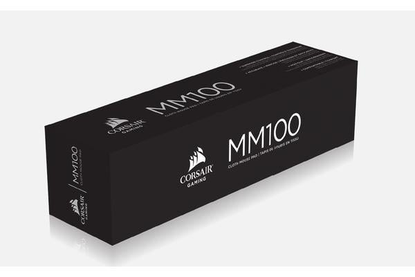 Corsair MM100 Gaming Mouse Mat. Cloth and Rubber base